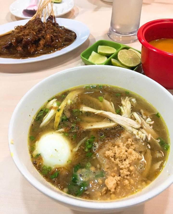 Soto gubeng merupakan makanan khas Surabaya yang memiliki rasa dan tekstur yang unik