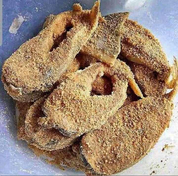 Gambar wadi patin yang merupakan makanan khas Palangkaraya