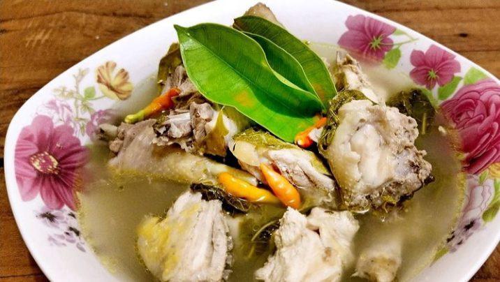 Gambar ayam tawaoloho yang unik dan lezat