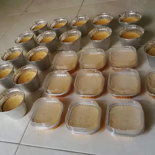 Gambar bubur palopo yang merupakan makanan khas sumbawa