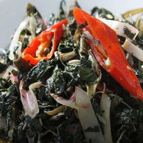 Gambar Ka'pu pantunnu yang merupakan makanan khas sumba yang banyak diminati berbagai orang