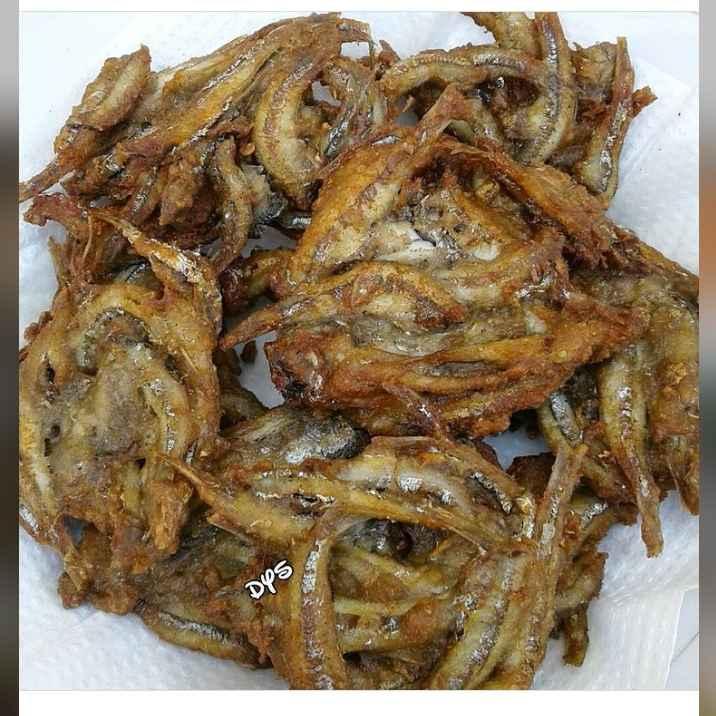 Gambar perkedel ikan yang sudah siap dikonsumsi