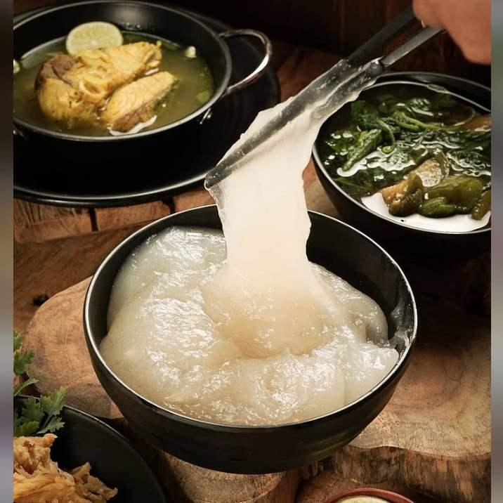 Gambar sinonggi yang merupakan makanan khas Taolaki yang banyak diminati berbagai kalangan