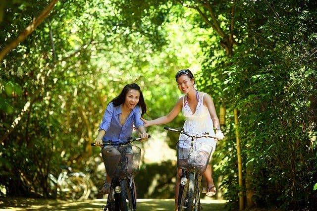 Hidup akan bahagia jika menerapkan pola hidup sehat